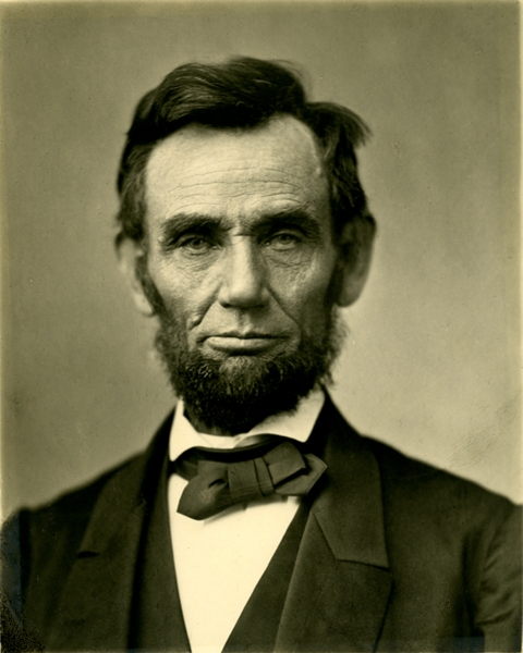 Abraham Lincoln 10 Days Before Gettysburg Address