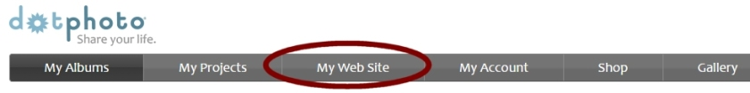 MyWebSitebutton